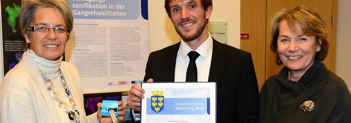 Lower Austrian Innovation award